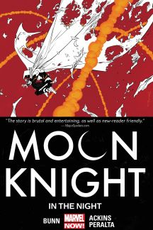 Moon Knight Vol. 3: In the Night (Trade Paperback)