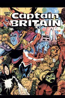 Captain Britain #6