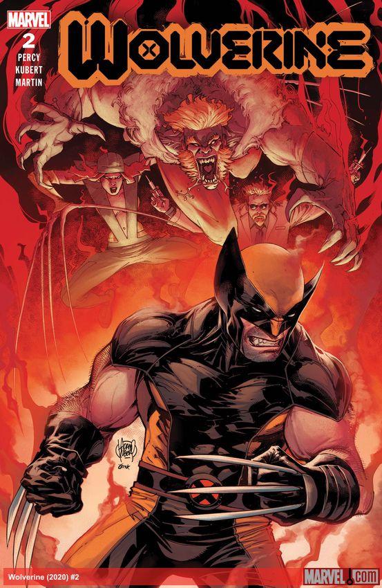Wolverine (2020) #2