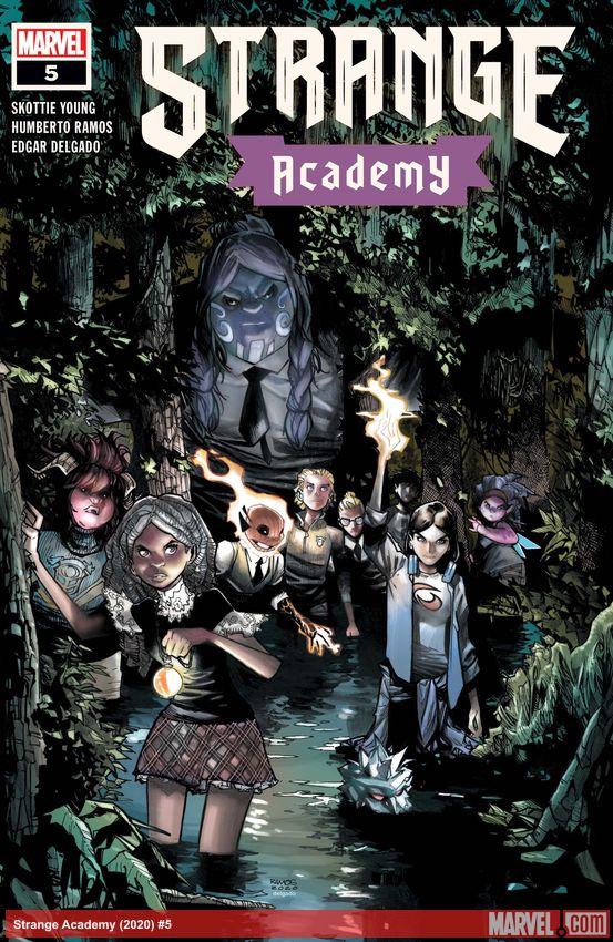 Strange Academy (2020) #5
