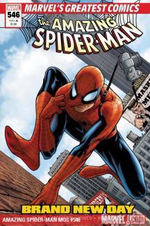 Amazing Spider-Man MGC #546
