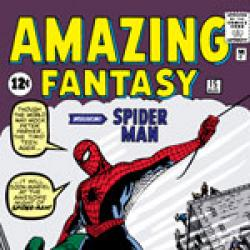 Amazing Fantasy (1962)