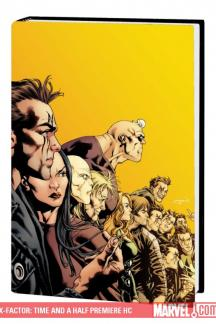 X-Factor: Time and a Half (Hardcover)