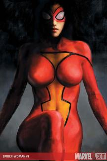 Spider-Woman (2009) #1