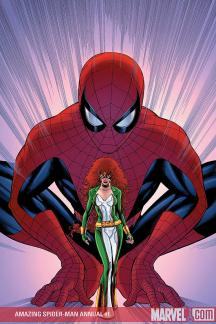 Amazing Spider-Man Annual (2008) #1