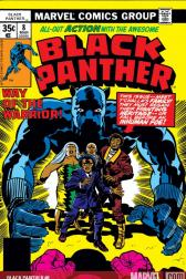 Black Panther #8 