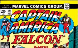 CAPTAIN AMERICA #173 COVER