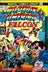 Captain America #173 