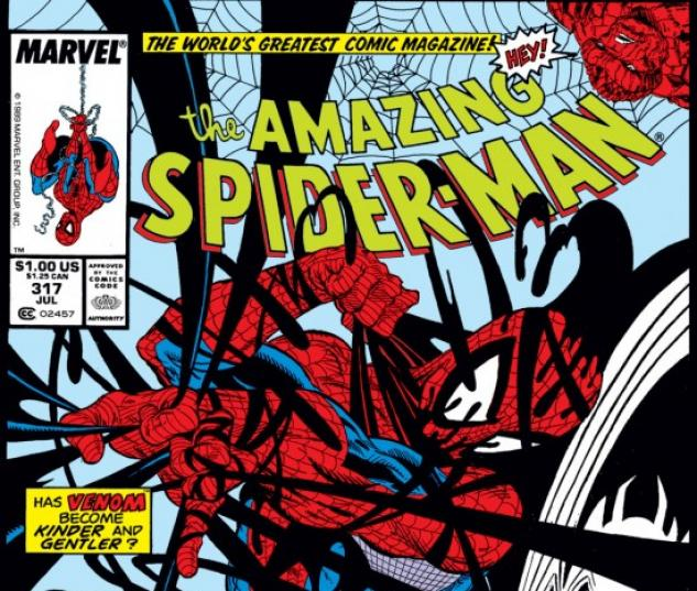 AMAZING SPIDER-MAN #317