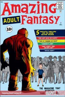 Amazing Adult Fantasy (1961) #7