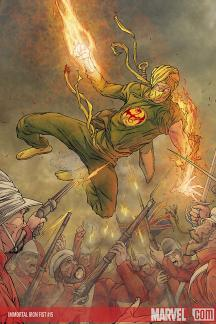 Immortal Iron Fist (2006) #15