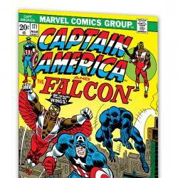 Essential Captain America Vol. 4 (2008)