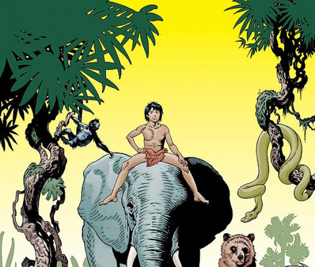 MARVEL ILLUSTRATED: JUNGLE #1