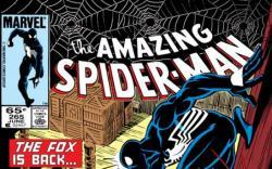 AMAZING SPIDER-MAN (1970) #265 COVER