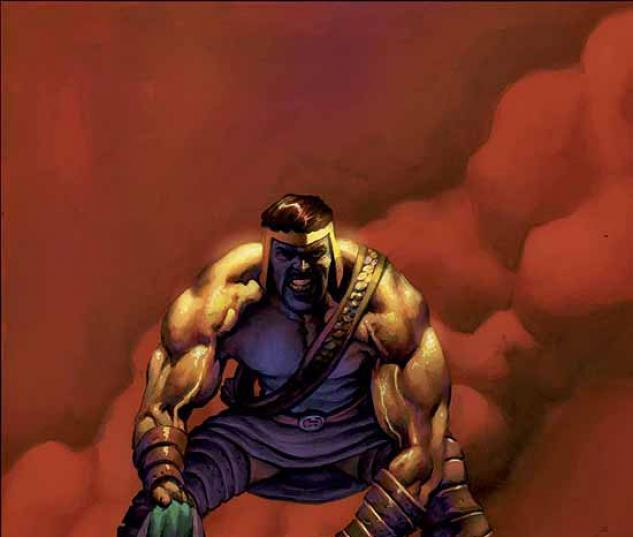 HERCULES (1995) #3 COVER