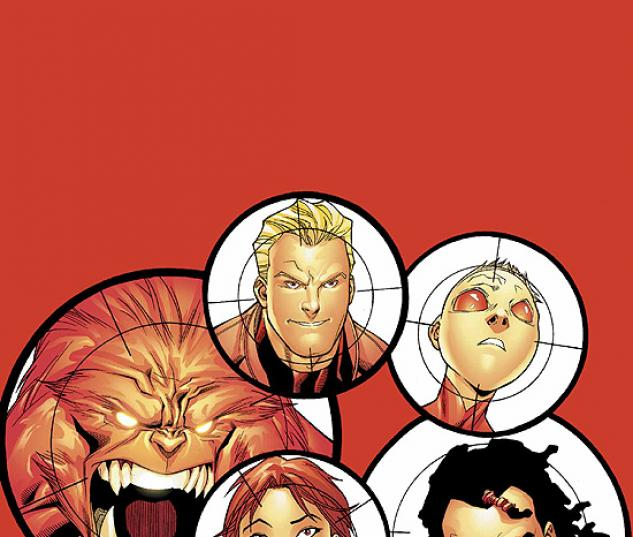 ALPHA FLIGHT (2007) #12 COVER