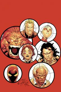 Alpha Flight (2004) #12