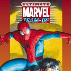 ULTIMATE MARVEL TEAM-UP HC COVER