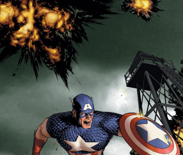 CAPTAIN AMERICA (2004) #20 COVER