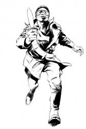 Blade: Black &amp; White (Trade Paperback)