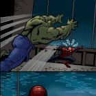 Green Goblin/Spider-Man Cut Scene, DS