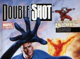 MARVEL DOUBLE SHOT #3 cover