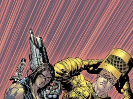LIVEWIRES (2006) #1 COVER