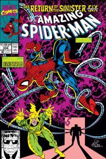 Amazing Spider-Man #334