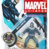 Bullseye 3 3/4 Inch Marvel Universe Action Figure from Hasbro, Wave 1