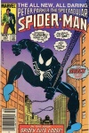 Spectacular Spider-Man #107 cover