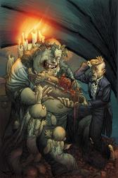 Marvel Zombies Christmas Carol (2011) #3