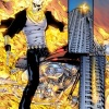 Ghost Rider (2011) #0.1 preview art by Matthew Clark