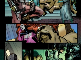 FF #6 preview art by Greg Tocchini