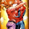 Ultimate Spider-Man & Kitty Pryde by Mark Brooks
