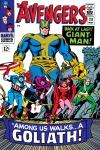 Avengers (1963) #28 cover