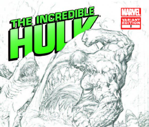 INCREDIBLE HULK 2 SILVESTRI VARIANT
