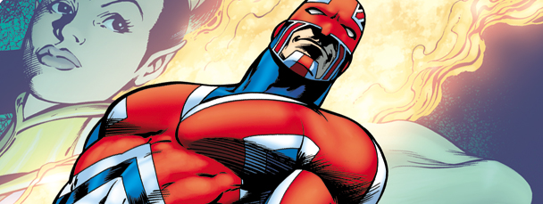 Secret Avengers Spotlight: Captain Britain