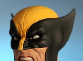 Gentle Giant Marvel Wolverine Mini Bust statue