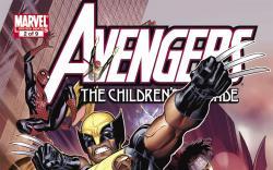 Avengers: The Childrens Crusade (2010) #2