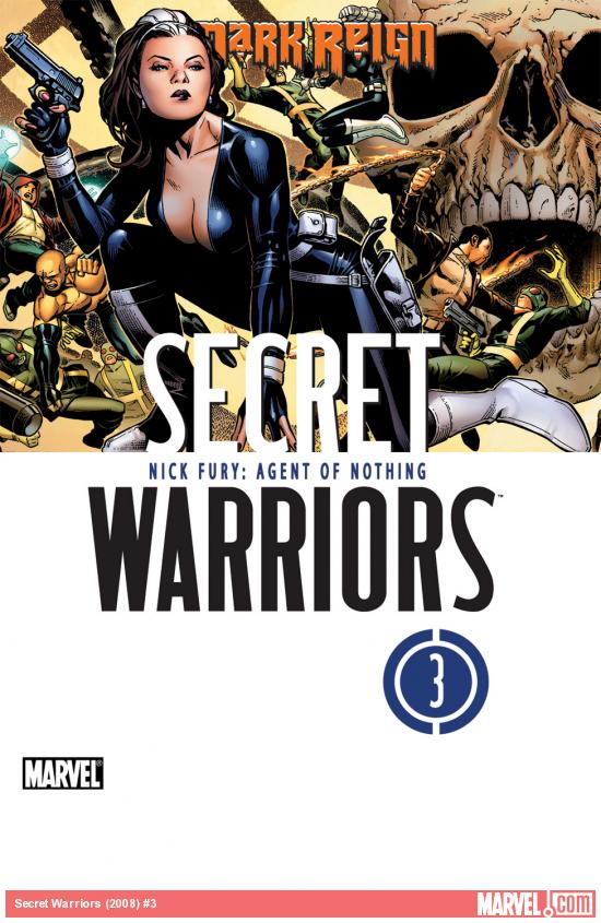 Secret Warriors (2008) #3