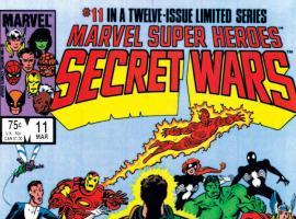 Secret Wars (1984) #11