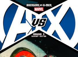 AVENGERS VS. X-MEN 3 PICHELLI VARIANT (1 FOR 100, WITH DIGITAL CODE)