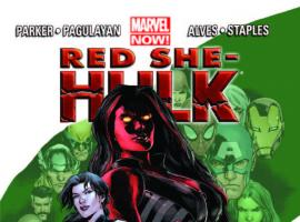 RED SHE-HULK 58 (NOW)