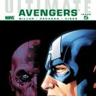 Ultimate Comics Avengers (2009) #5 Cover