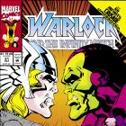 Warlock and the Infinity Watch (1992) #21 Cover