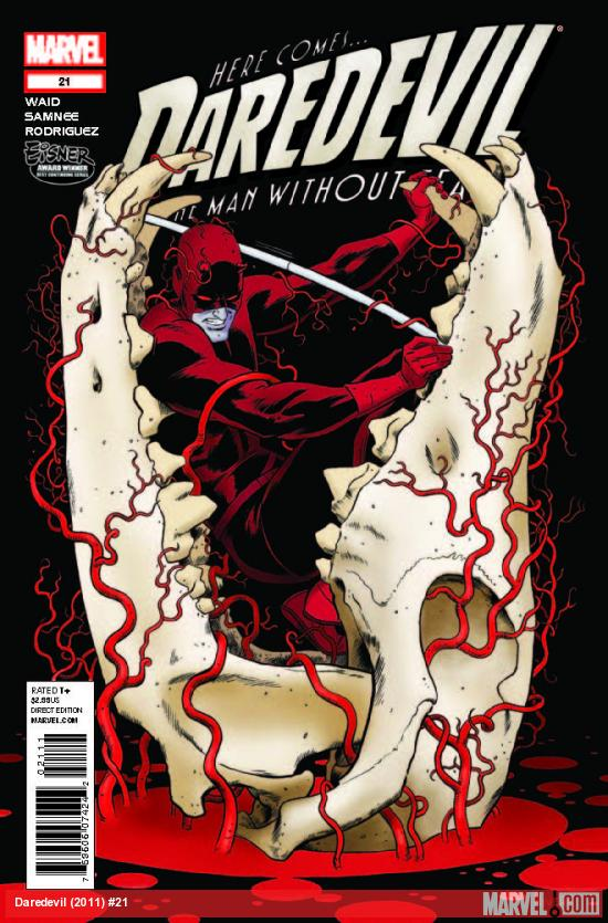 DAREDEVIL 21