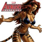 Avengers Alliance Wins X-Play's Social Game of the Year and Unleashes Tigra