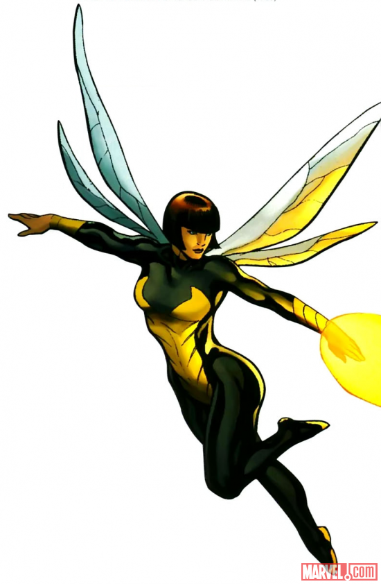The Wasp by Frank Cho