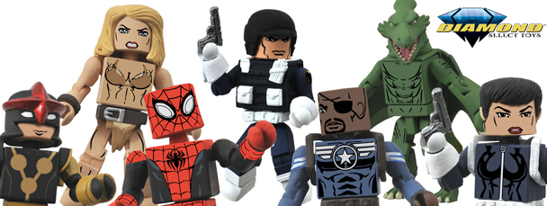 Marvel Minimates Series 51: Marvel NOW!