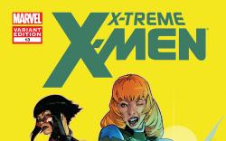 X-TREME X-MEN 13 ANDRASOFSKY VARIANT (1 FOR 25)